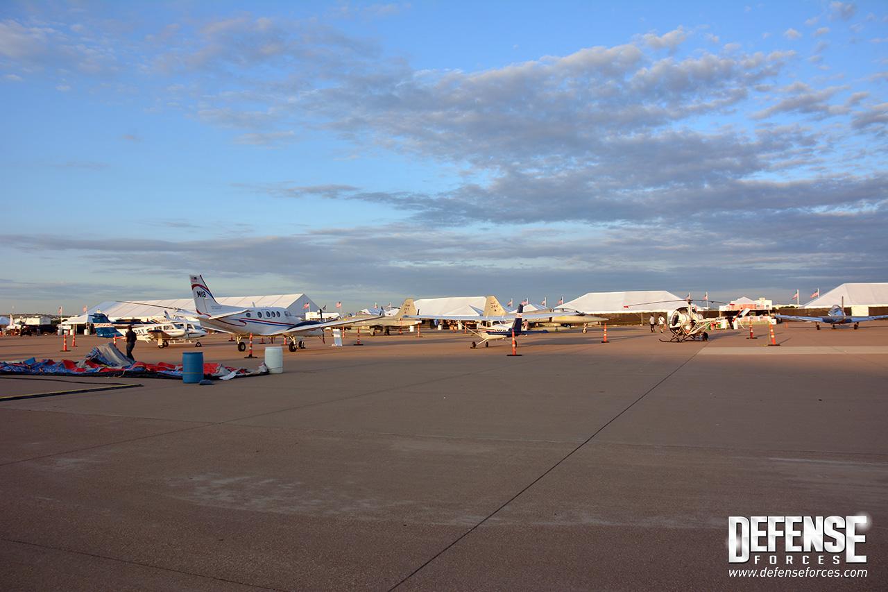 Fort Worth Alliance Air Show 2015 - 1