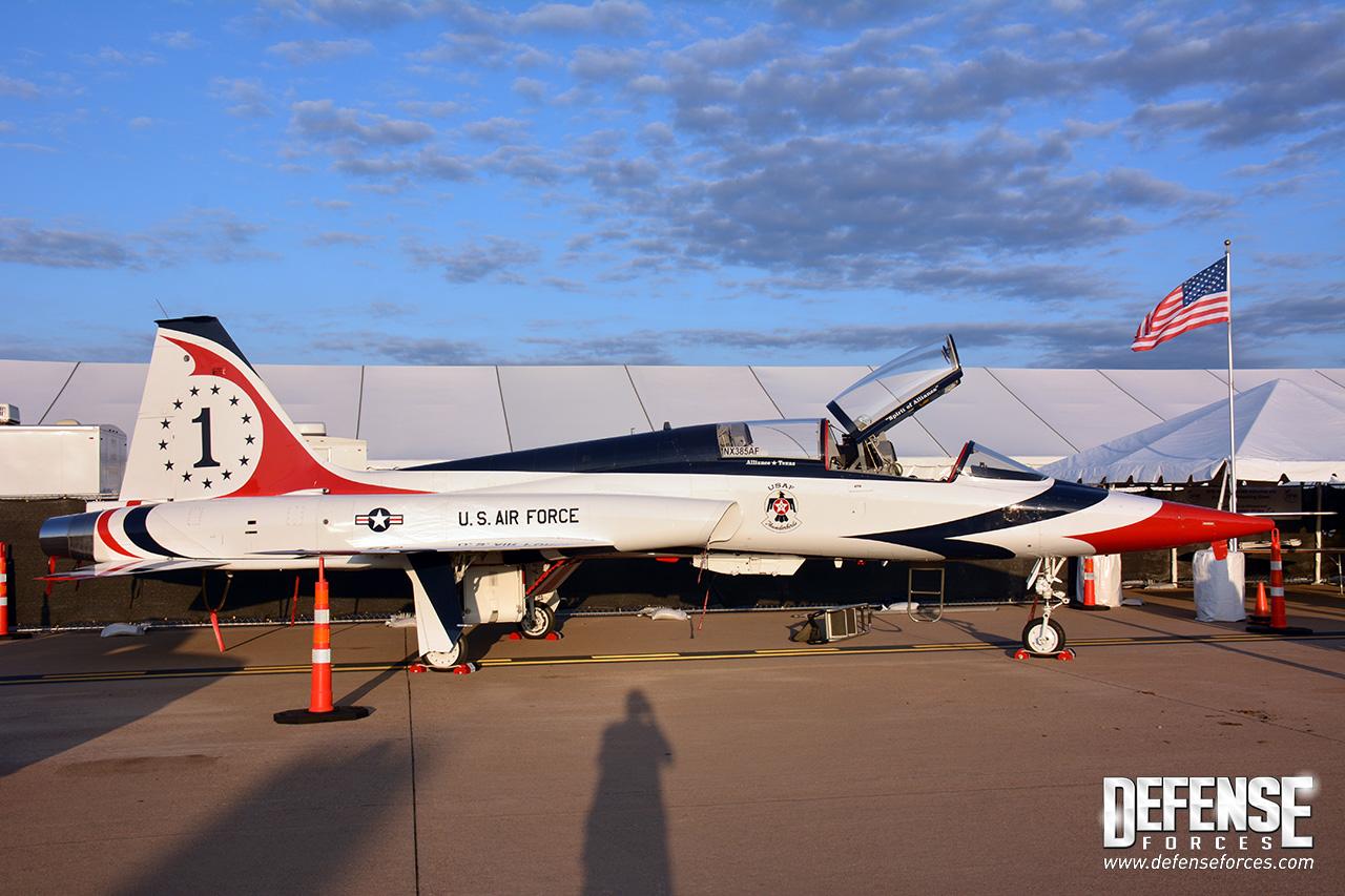 Fort Worth Alliance Air Show 2015 - 6