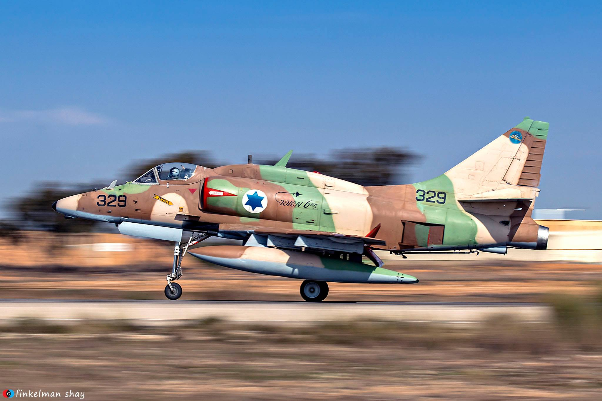 IAF A-4 Skyhawk - 2