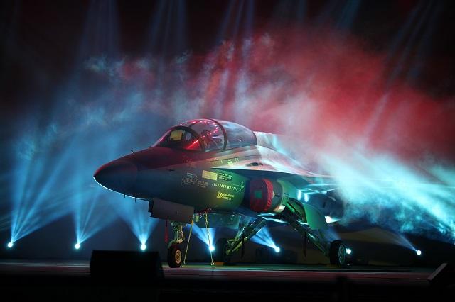 KAI Lockheed T-X - 1