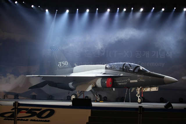 KAI Lockheed T-X - 2