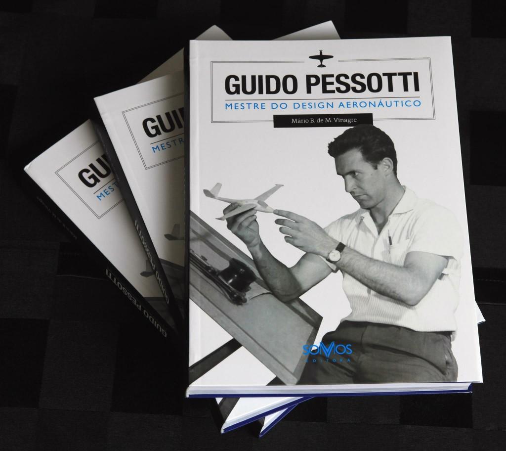 Livro Guido Pessotti