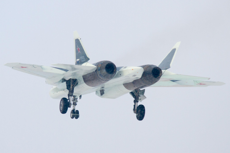 PAK FA T-50 in Chelyabinsk - 4