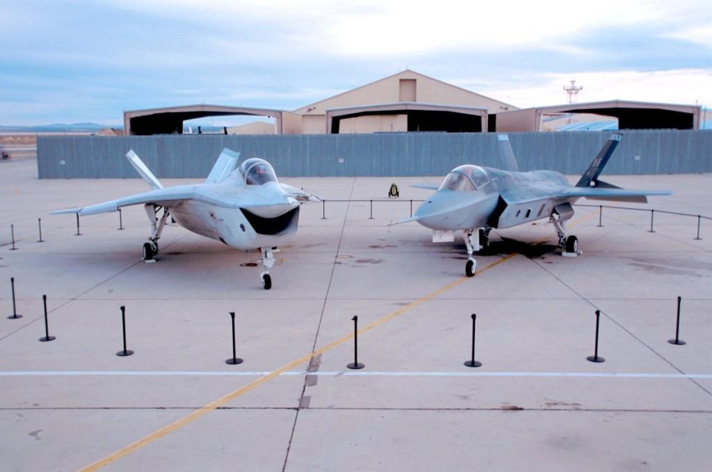 X-32+X-35
