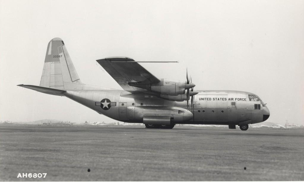 YC-130 Hercules