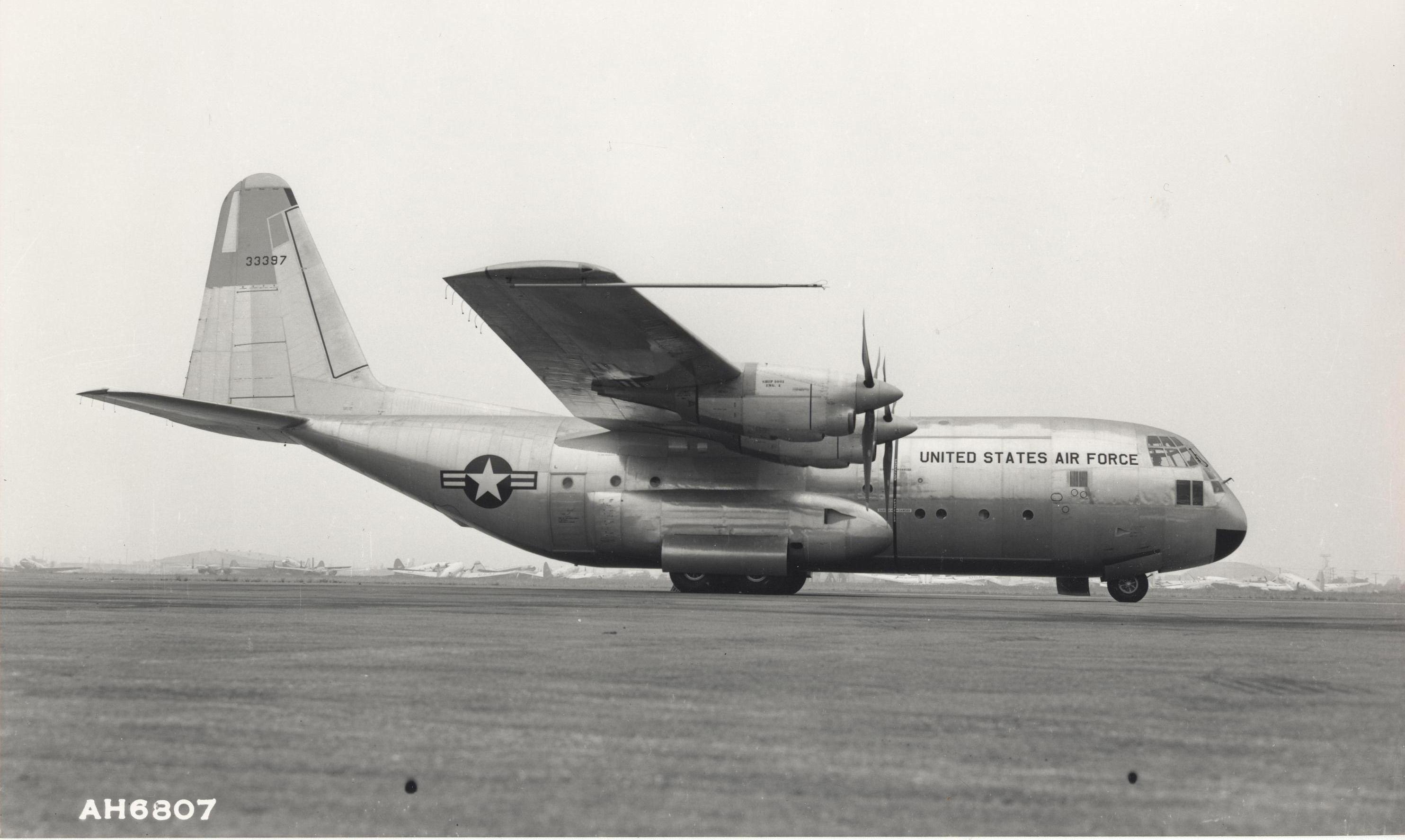 Hercules: o mais poderoso e versátil avião do mundo' - Poder