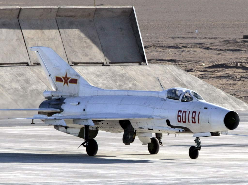 J-7G chinês