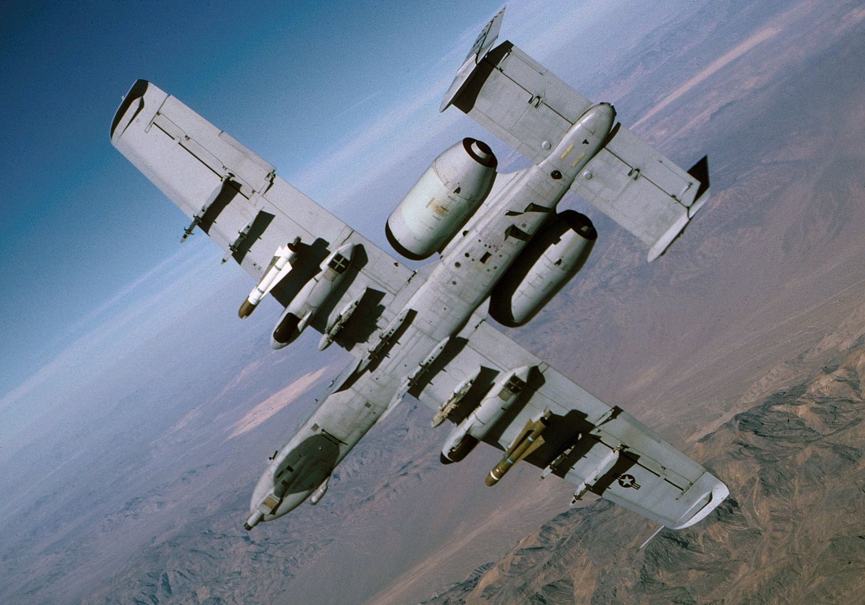 A-10-from-below