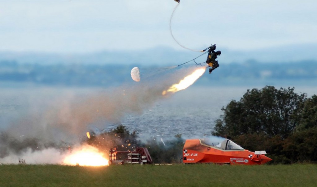 F-35 Ejection Seat Fix Delayed to 2018. Pilot Restrictions Continue