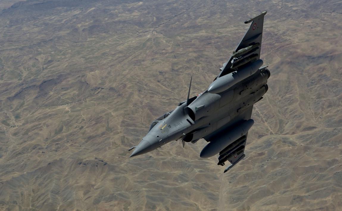 Rafale - foto 2 Forca Aerea Francesa via Dassault