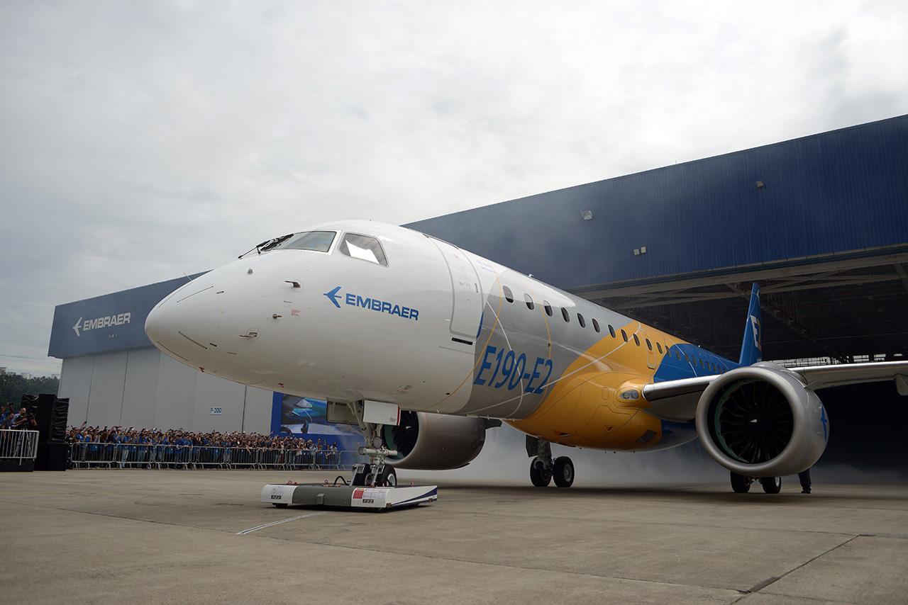 Rollout E190-E2 - 2