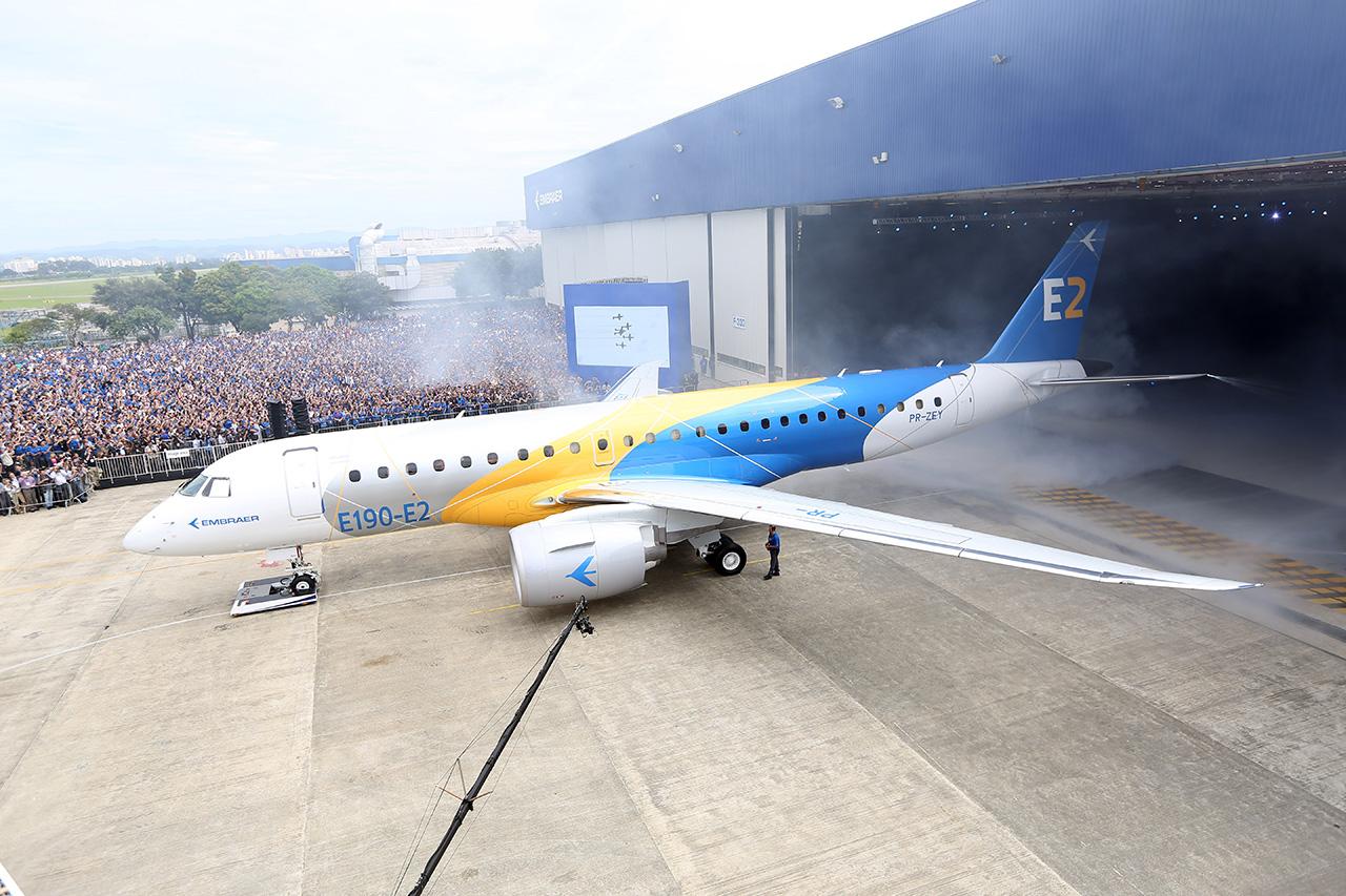 Rollout E190-E2 - 4