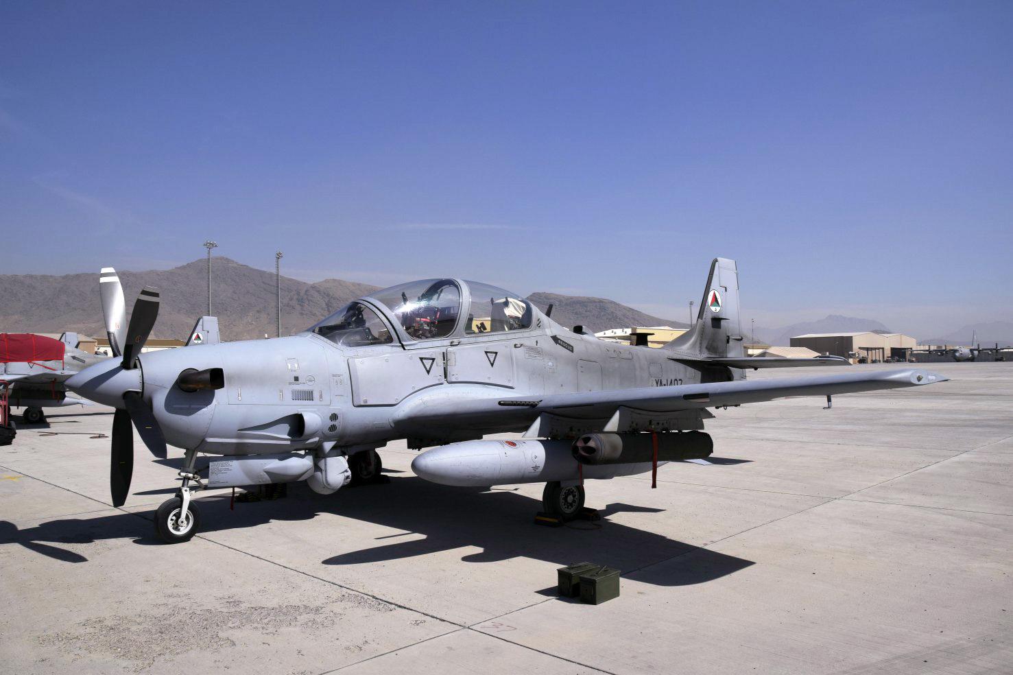 Afghan A-29