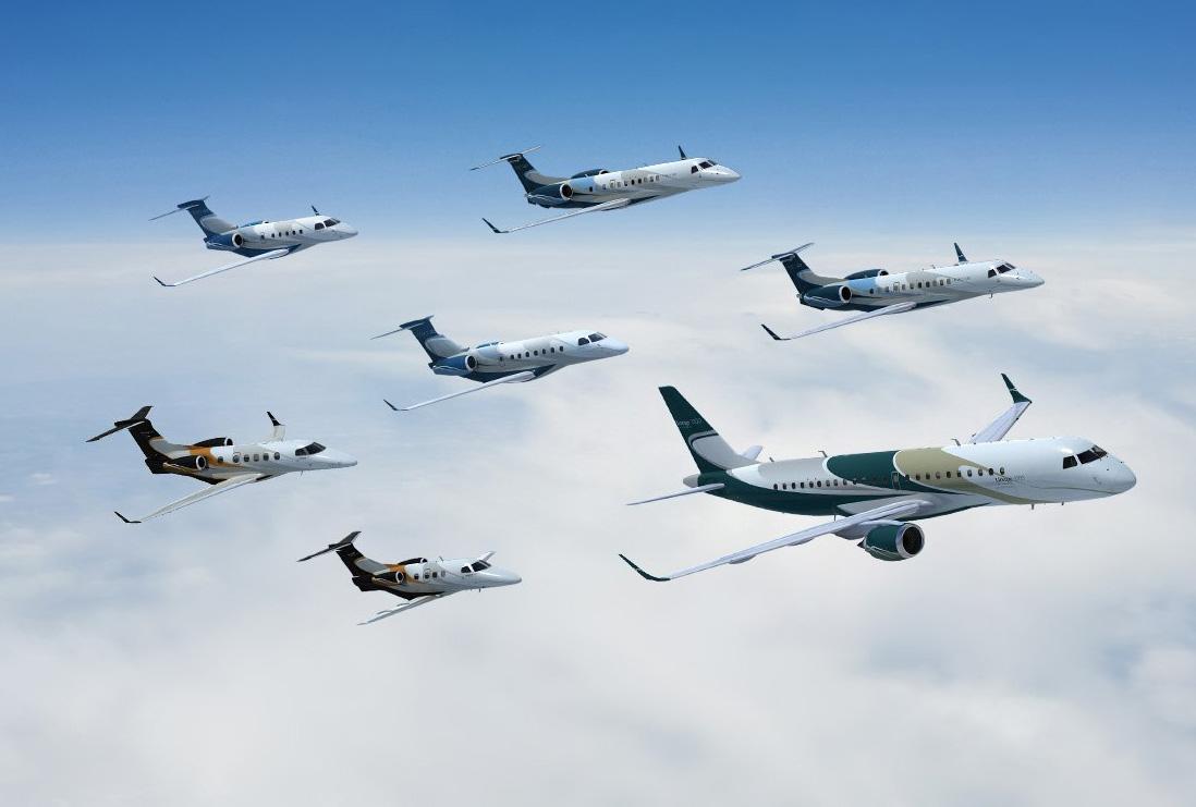 Embraer Jets
