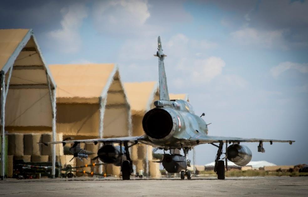 Mirage 2000D com SCALP - foto 3 Min Def Frances
