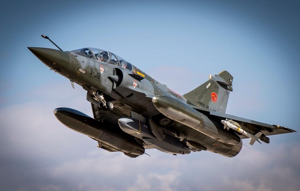 Mirage 2000D com SCALP - foto 4 Min Def Frances