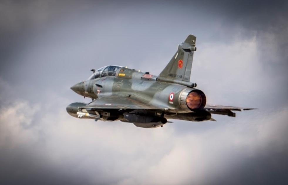 Mirage 2000D com SCALP - foto 6 Min Def Frances