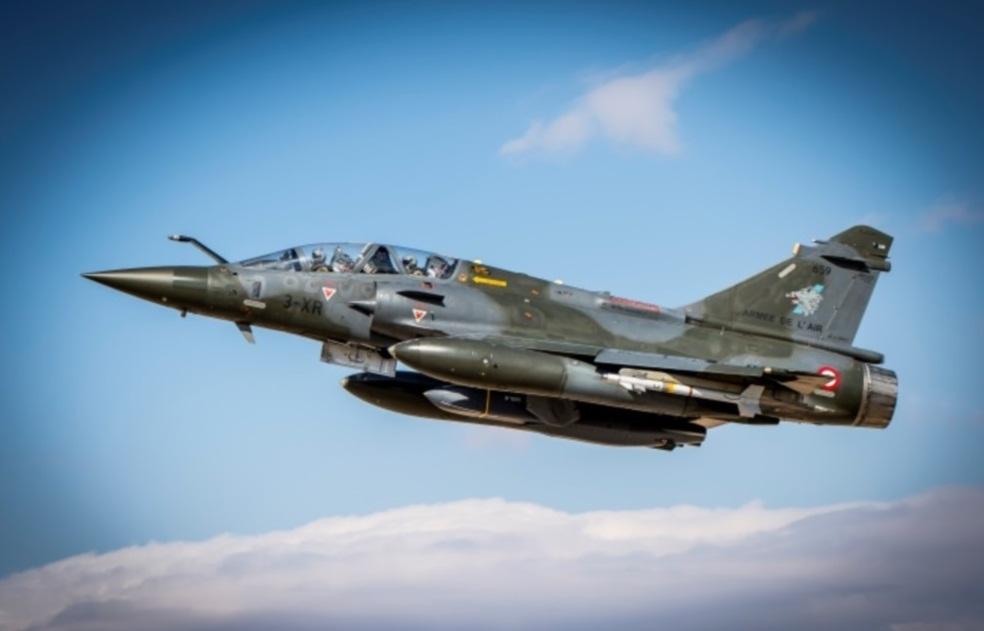 Mirage 2000D com SCALP - foto 7 Min Def Frances