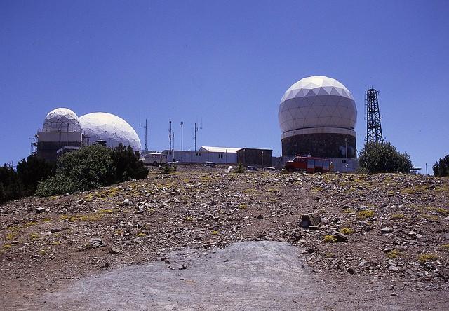 Instalações de radar e comunicações do Reino Unido no Chipre
