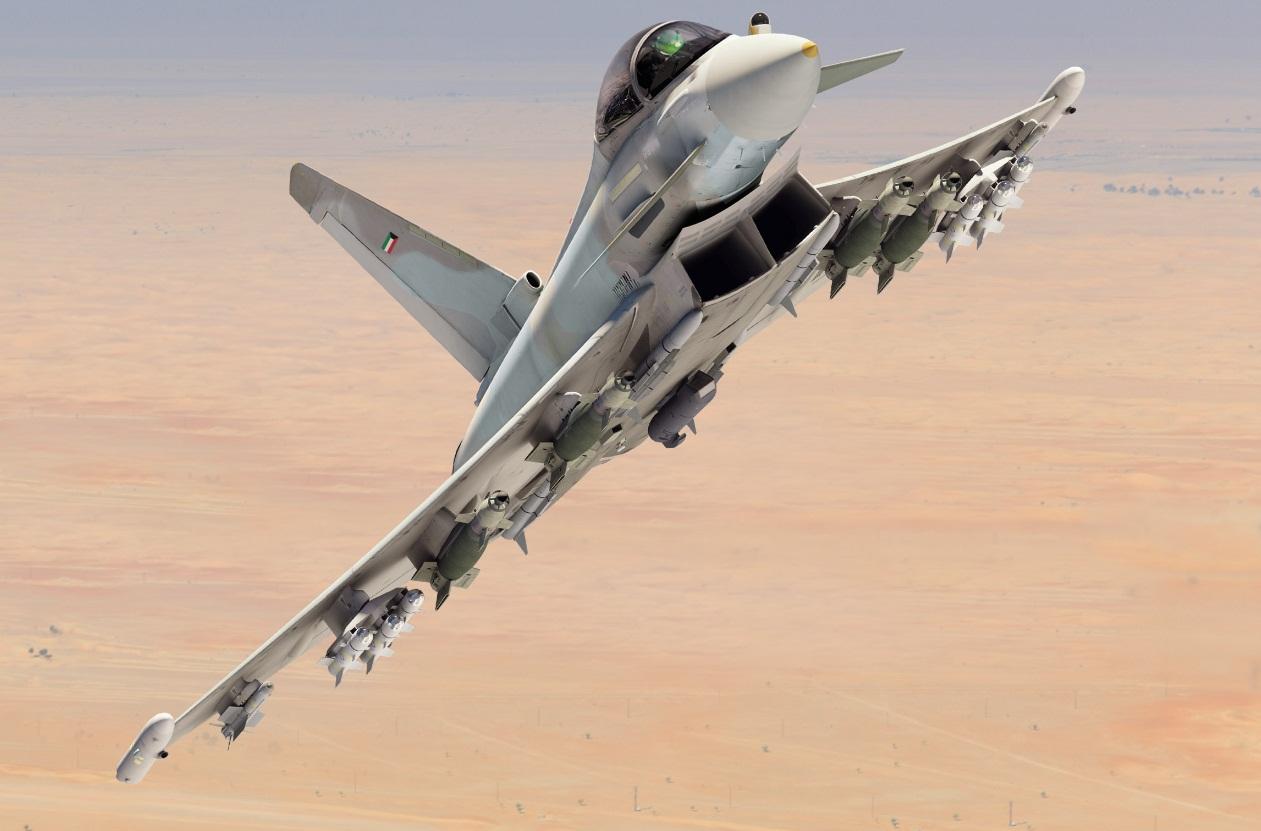 Eurofighter Typhoon para o Kuwait - imagem 2 via Eurofighter