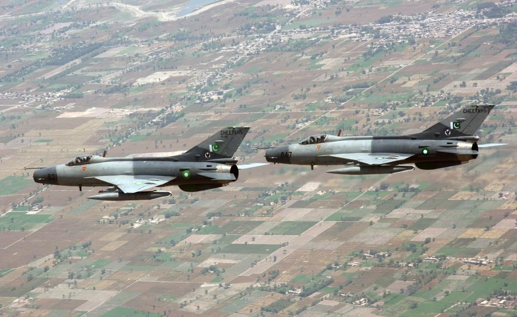 F-7 - foto 2 PAF