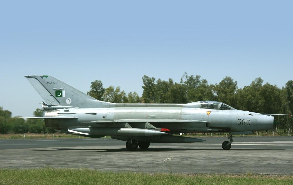 F-7 - foto PAF