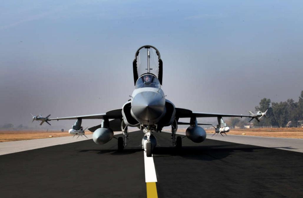 JF-17 - foto 4 PAF