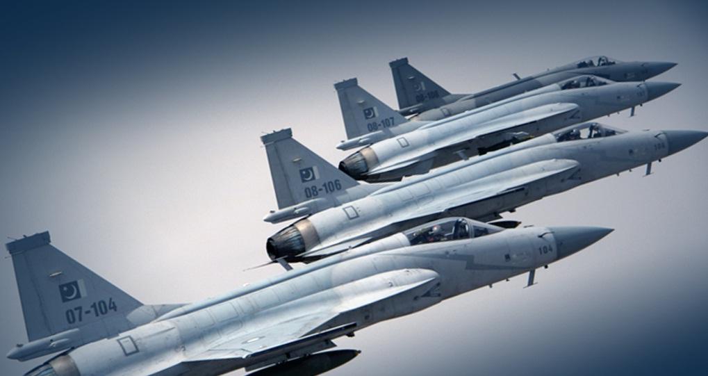 JF-17 - foto PAF