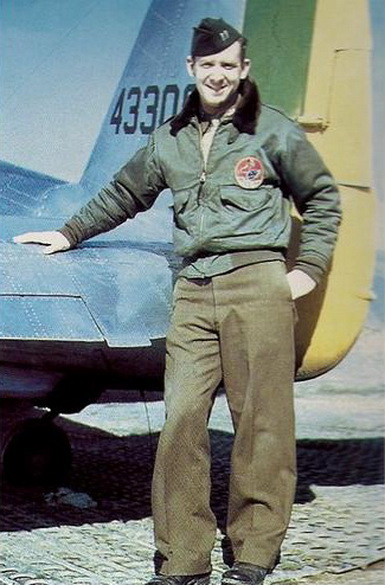 John W Buyers USAAF Major was the liasion officer between the _st Brazilian Fighter Group and USAAF