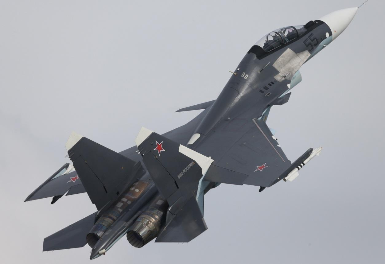 Su-30SM - foto 2 UAC