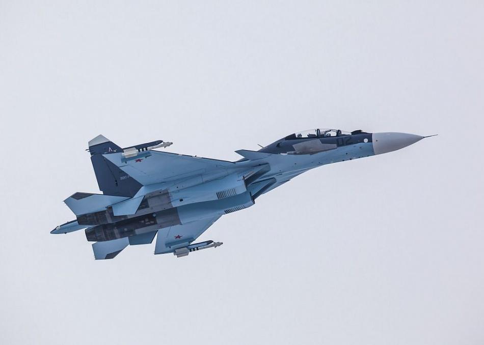 Su-30SM - foto UAC