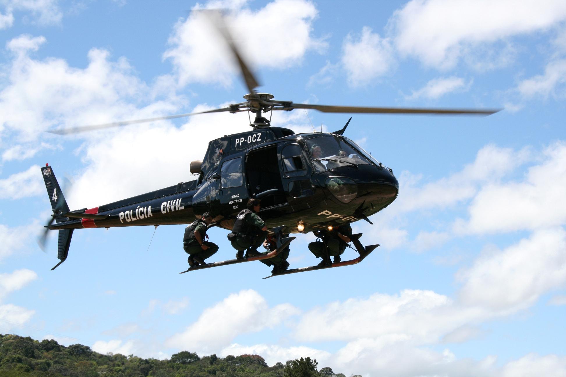 helicoptero pelicano SSP-SP