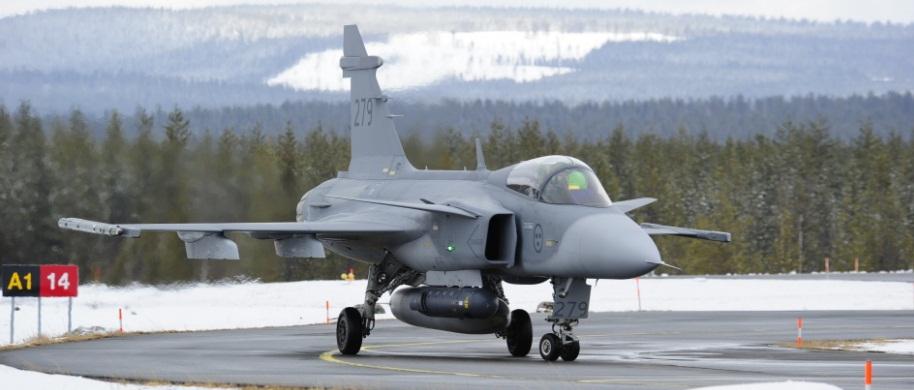 Desdobramento Ala 21 em Jokkmokksbasen - foto 7 Forcas Armadas da Suecia