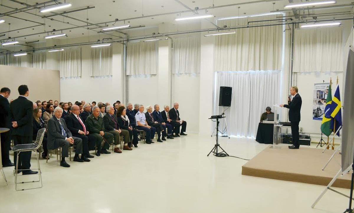Evento AEL Sistemas Saab - foto 4 divulgacao