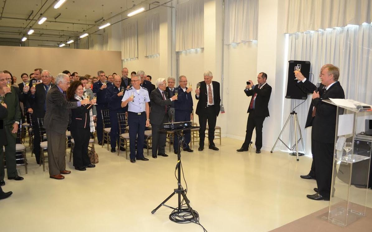 Evento AEL Sistemas Saab - foto divulgacao