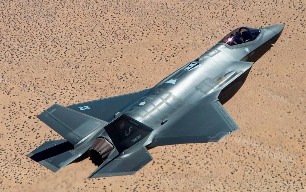 F-35A - foto 2 Lockheed Martin