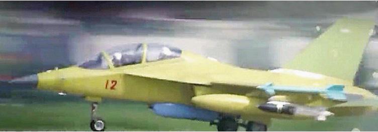 L-15 armed