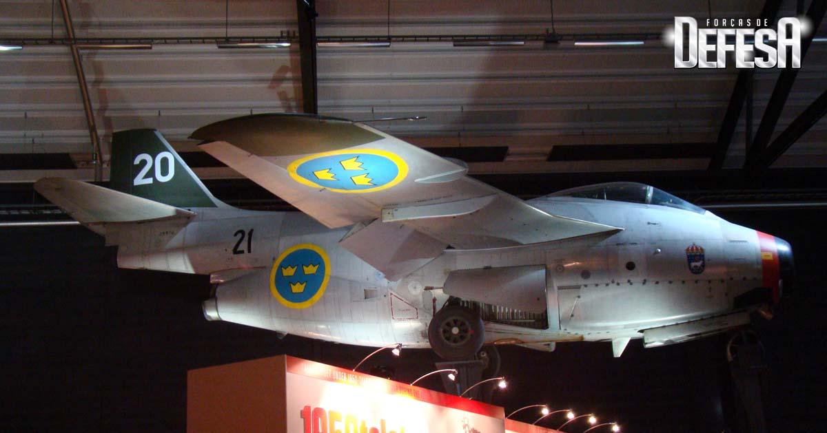 Saab evento Museu Forca Aerea Sueca 16-5-2015 - foto 11 Nunao - Poder Aereo