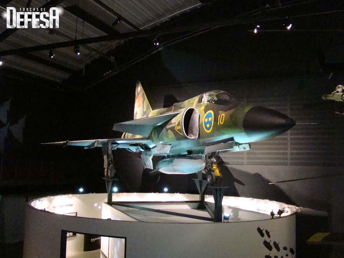 Saab evento Museu Forca Aerea Sueca 16-5-2015 - foto 4 Nunao - Poder Aereo