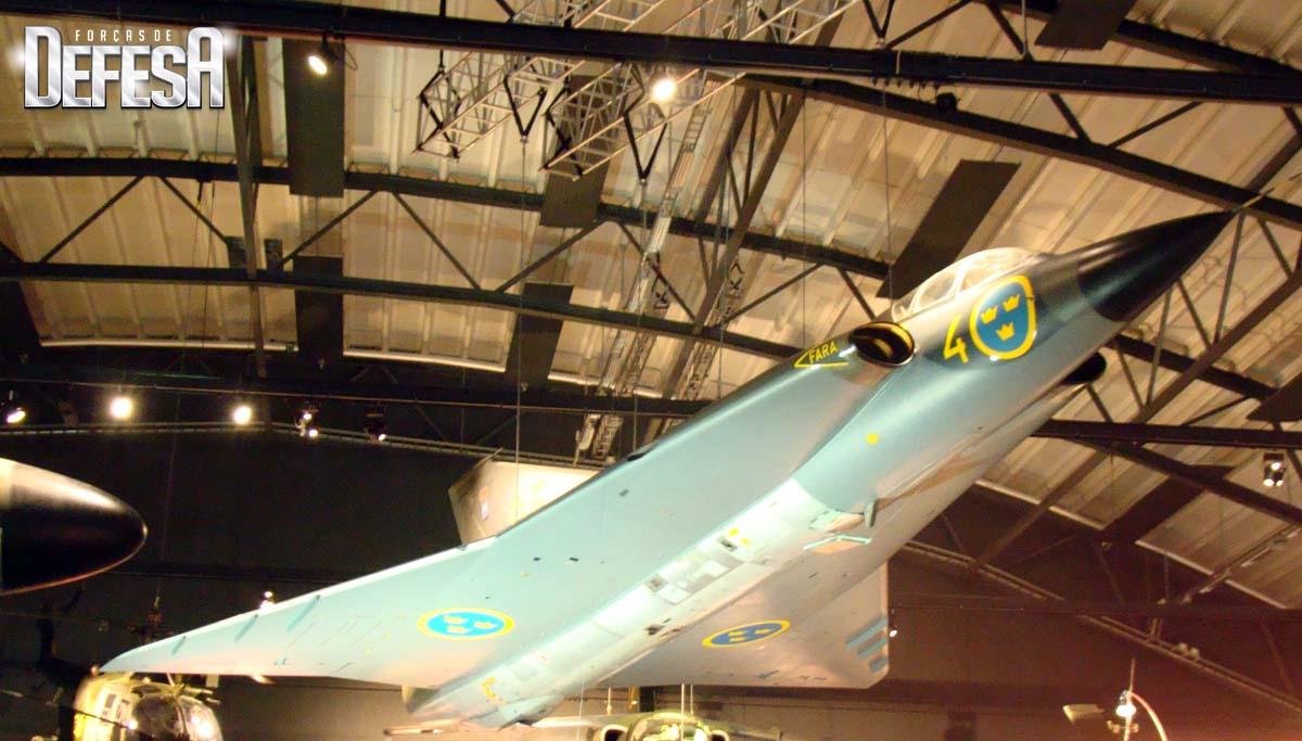 Saab evento Museu Forca Aerea Sueca 16-5-2015 - foto 7 Nunao - Poder Aereo