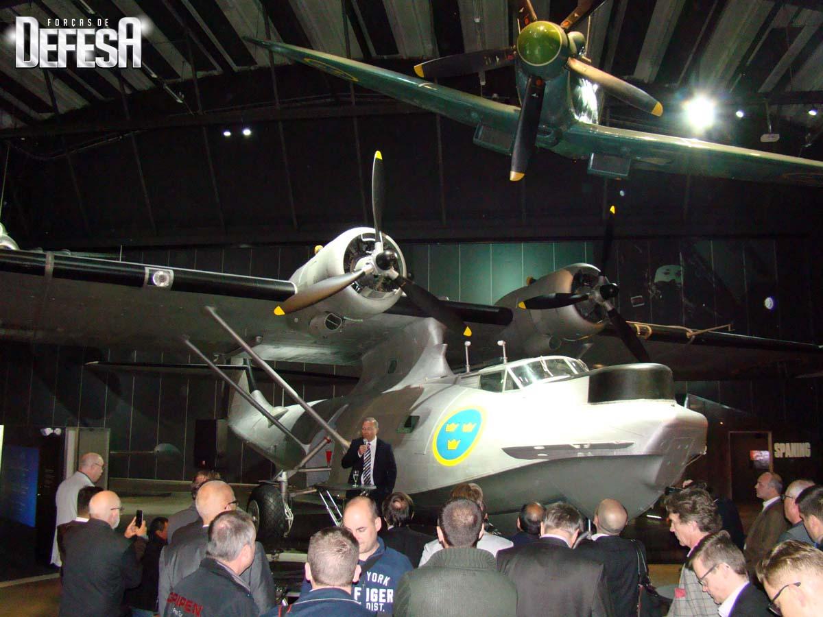 Saab evento Museu Forca Aerea Sueca 16-5-2015 - foto 8 Nunao - Poder Aereo