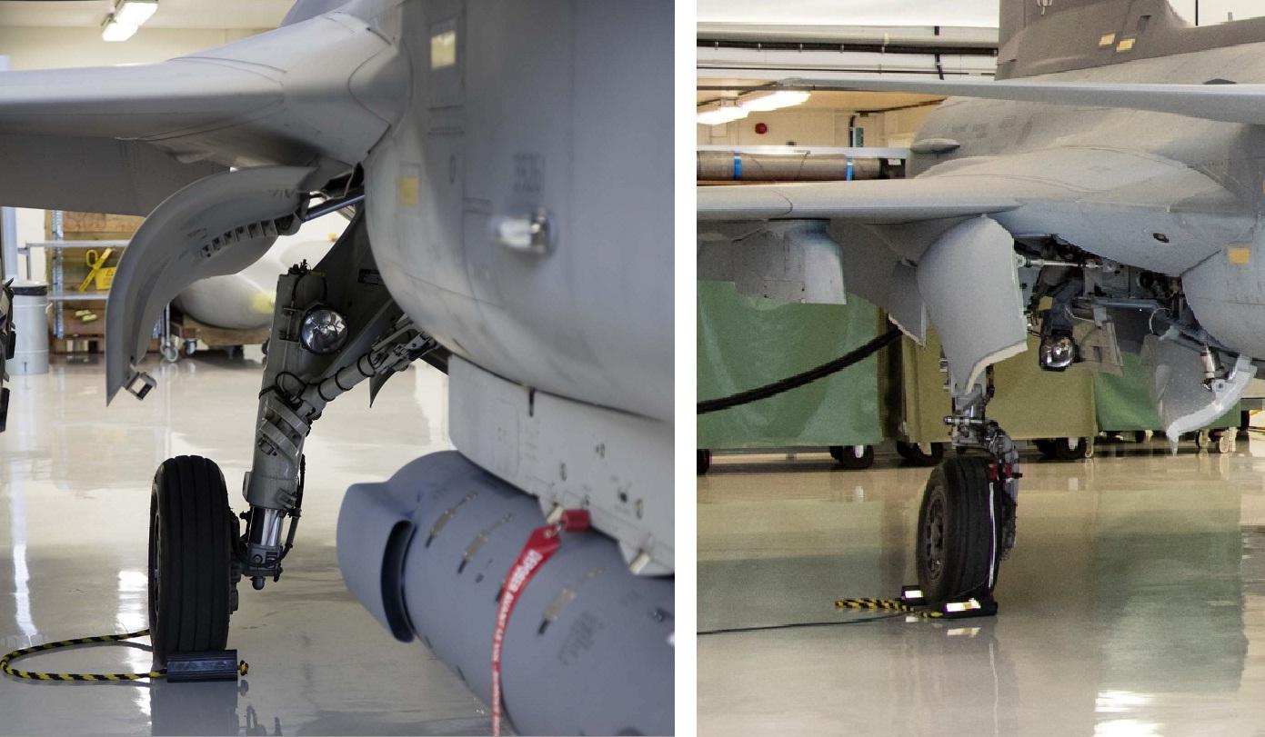 Visita hangar testes Saab 19-5-2016 - detalhes fotos Saab