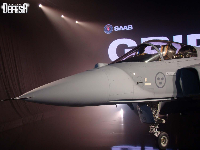 roll out Gripen E - 18-5-2016 - foto 21 Nunao - Poder Aereo