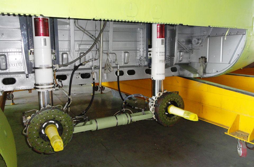 trem do C-130
