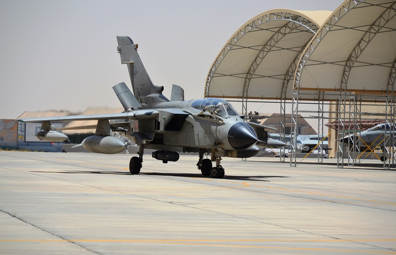 AMX substitui Tornado em reconhecimento no Oriente Medio - foto 3 Forca Aerea Italiana