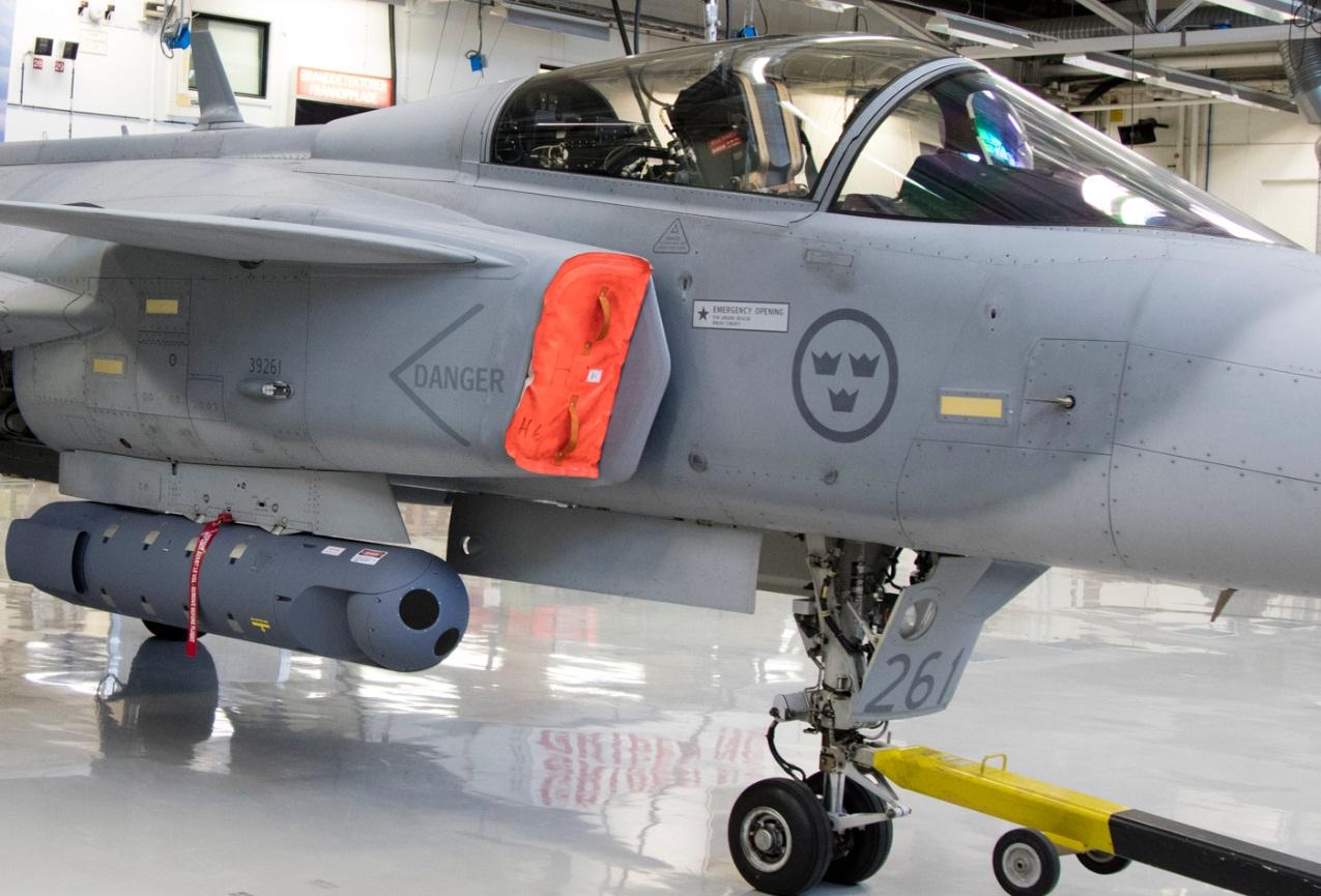 Visita hangar testes Saab 19-5-2016 - foto 5b Saab