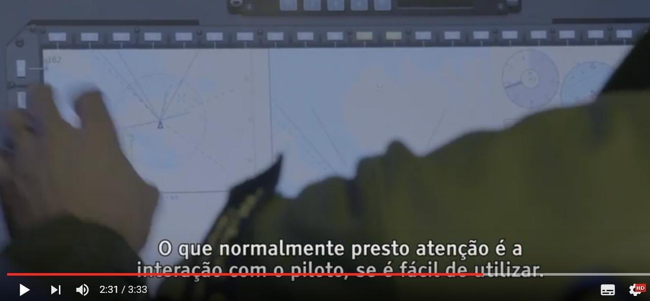 cena 2 video terceiro episodio True Collaboration - Saab