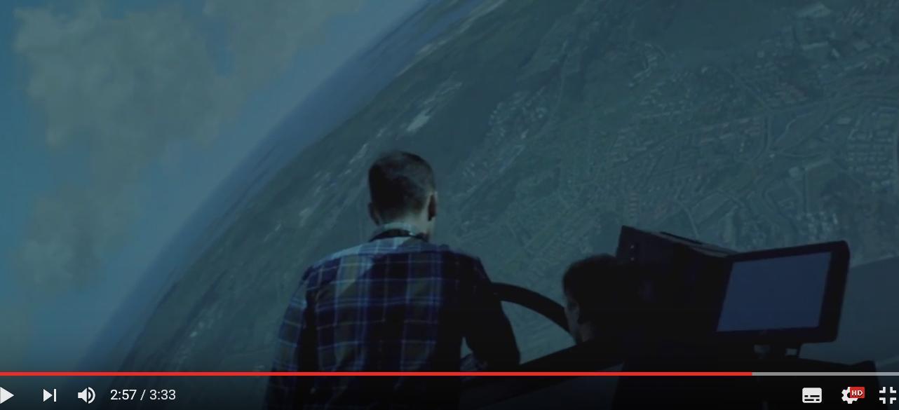 cena 3 video terceiro episodio True Collaboration - Saab