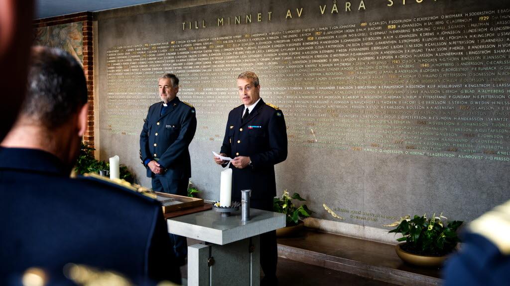 90 anos Forca Aerea Sueca - foto 2 Forcas Armadas da Suecia
