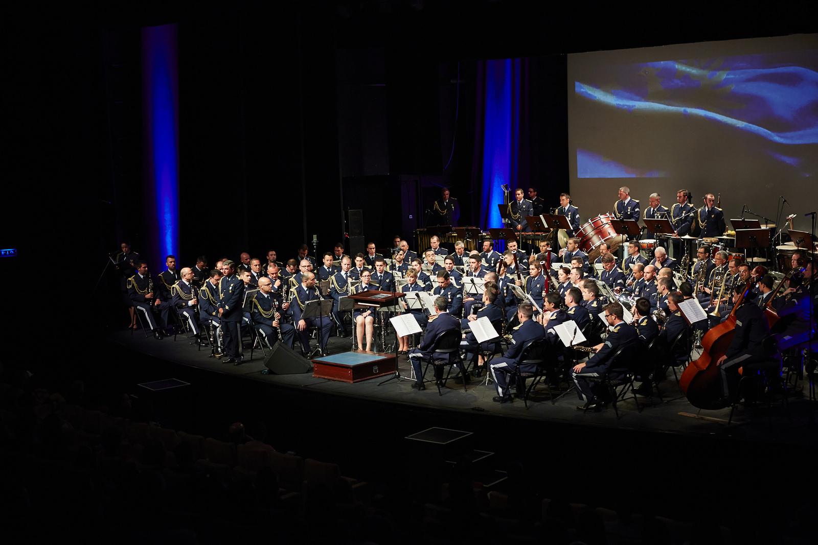 Concerto 64 anos - foto 2 Forca Aerea Portuguesa